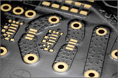 高電圧プリント基板技術